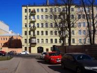 Московский район, улица Киевская, дом 12А. многоквартирный дом