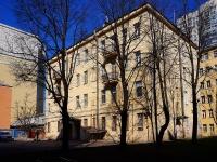 Московский район, улица Киевская, дом 12Г. многоквартирный дом