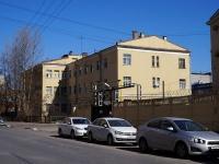 Московский район, улица Заозёрная, дом 14. многоквартирный дом