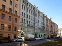 Московский район, улица Смоленская, дом 3-5. многоквартирный дом