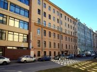 Московский район, улица Смоленская, дом 7. многоквартирный дом