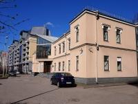 Московский район, улица Смоленская, дом 12 ЛИТ А. офисное здание