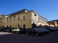 Московский район, улица Смоленская, дом 33 ЛИТ А. офисное здание