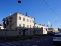 Московский район, улица Смоленская, дом 18А. офисное здание