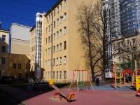 Московский район, улица Смоленская, дом 23Б. многоквартирный дом