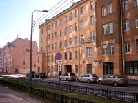 Московский район, улица Смоленская, дом 23А. многоквартирный дом