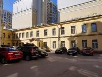 Московский район, улица Смоленская, дом 21Б. офисное здание