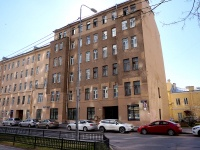 Московский район, улица Смоленская, дом 21А. многоквартирный дом