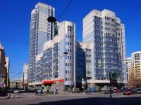 Московский район, улица Смоленская, дом 18. многоквартирный дом