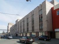 Московский район, улица Цветочная, дом 6. офисное здание