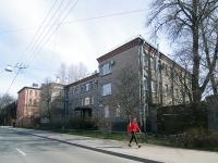 Московский район, улица Цветочная, дом 6А. поликлиника Медико-санитарная часть
