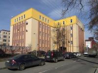 Московский район, улица Цветочная, дом 7. офисное здание