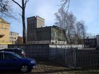 Московский район, улица Цветочная, дом 10А. офисное здание