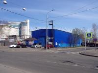 Московский район, улица Рощинская, дом 20. многофункциональное здание