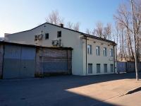 Московский район, улица Черниговская, дом 15БГ. офисное здание
