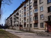 Московский район, улица Красуцкого, дом 2. многоквартирный дом