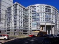 Московский район, улица Красуцкого, дом 3. многоквартирный дом