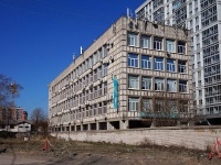 Московский район, улица Красуцкого, дом 4. офисное здание