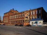 Московский район, набережная Обводного канала, дом 74В. многофункциональное здание