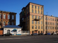 Московский район, набережная Обводного канала, дом 76. общежитие
