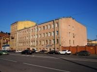 Московский район, набережная Обводного канала, дом 78. многоквартирный дом