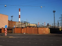 Московский район, набережная Обводного канала, дом 80А. хозяйственный корпус