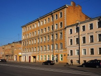 Московский район, набережная Обводного канала, дом 82. многоквартирный дом