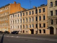 Московский район, набережная Обводного канала, дом 84. многоквартирный дом