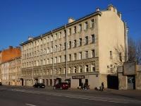 Московский район, набережная Обводного канала, дом 86. многоквартирный дом