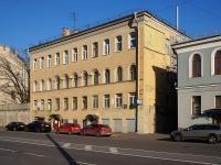 Московский район, набережная Обводного канала, дом 90. многоквартирный дом