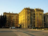 Московский район, площадь Чернышевского, дом 2. многоквартирный дом
