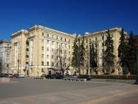 Московский район, площадь Чернышевского, дом 3. многоквартирный дом