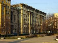 Московский район, площадь Чернышевского, дом 6. многоквартирный дом