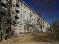 Московский район, площадь Чернышевского, дом 7. многоквартирный дом