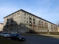 Московский район, площадь Чернышевского, дом 9. многоквартирный дом