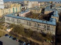 , Chernyshevsky square, house9