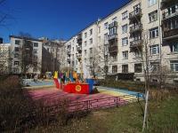 , Chernyshevsky square, house10
