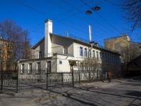 Петроградский район, улица Бармалеева, дом 13. детский сад №58