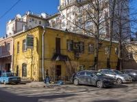 Петроградский район, улица Бармалеева, дом 22. офисное здание