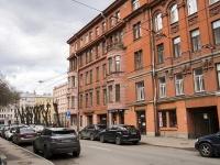 Петроградский район, улица Большая Монетная, дом 4. многоквартирный дом