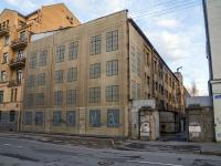 Петроградский район, улица Большая Монетная, дом 16 к.2. здание на реконструкции
