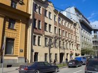 Петроградский район, улица Большая Посадская, дом 4. многоквартирный дом