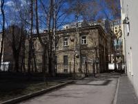 Петроградский район, улица Большая Посадская, дом 8. офисное здание
