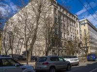 Петроградский район, улица Большая Посадская, дом 10. многоквартирный дом