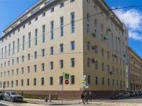 Петроградский район, улица Большая Посадская, дом 10А. офисное здание