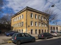 Петроградский район, улица Большая Посадская, дом 20. офисное здание
