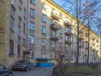 Петроградский район, Льва Толстого ул, дом 12