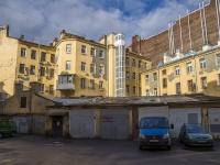 Петроградский район, Льва Толстого ул, дом 5