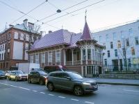 Петроградский район, улица Большая Пушкарская, дом 14 ЛИТ А. музей