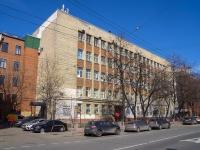 Петроградский район, улица Большая Пушкарская, дом 20. офисное здание
